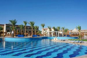 Sentido Mamlouk Palace resort in Hurghada