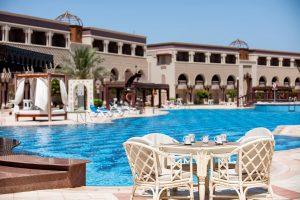 Sentido Mamlouk Palace Resort zwembad