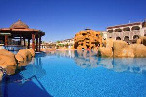 Sentido Mamlouk Palace Resort snorkelen